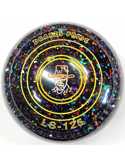 LS-125 SIZE 3H GRIP BLACK HARLEQUIN S4 0633