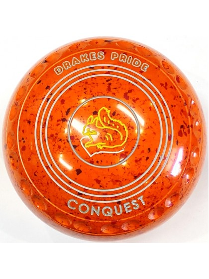 CONQUEST SIZE 2H GRIP ORANGE RED S4 1325