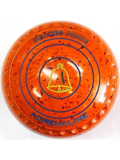 ADRENALINE SIZE 2H GRIP ORANGE RED S4 1328