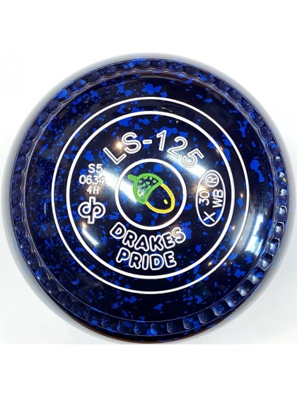 LS-125 SIZE 4H GRIP BLUE SPECKLED S5 0634