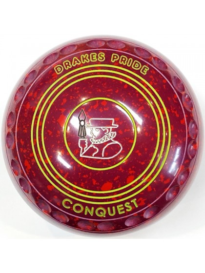 CONQUEST SIZE 1H GRIP MAGENTA RED T1 1873