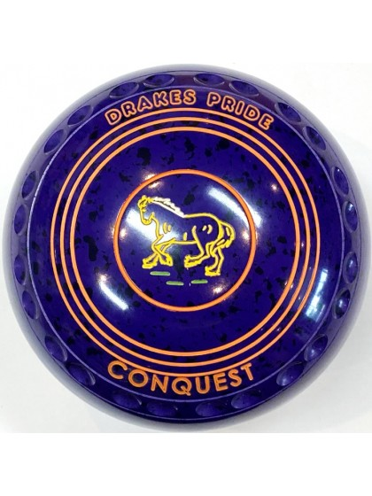 CONQUEST SIZE 000H GRIP PURPLE BLUE T3 1991