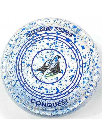 CONQUEST SIZE 4H GRIP WHITE SKY BLUE T3 1993 Featuring CHANNEL GRIP