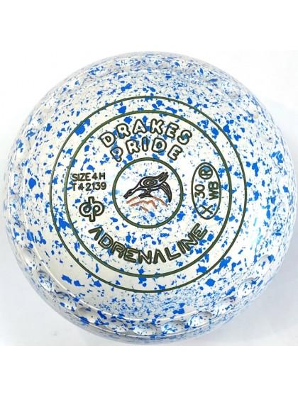 ADRENALINE SIZE 4H GRIP WHITE SKY BLUE T4 2139
