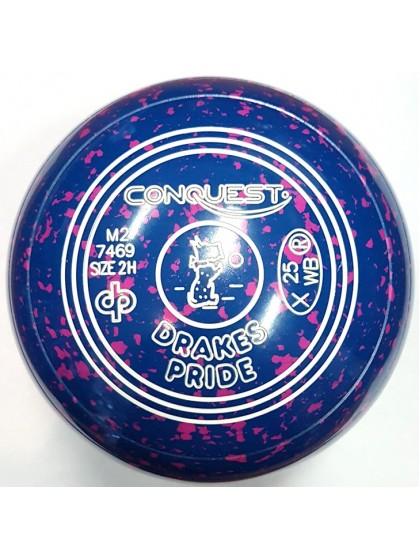 CONQUEST SIZE 2H PLAIN BLUE PINK M2 7469