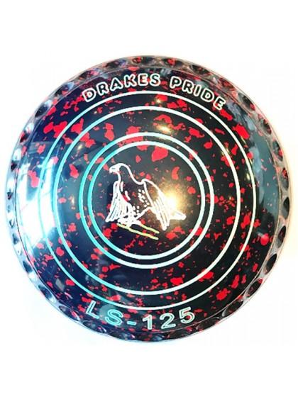 LS-125 SIZE 1H GRIP DARK BLUE RED M4 7766