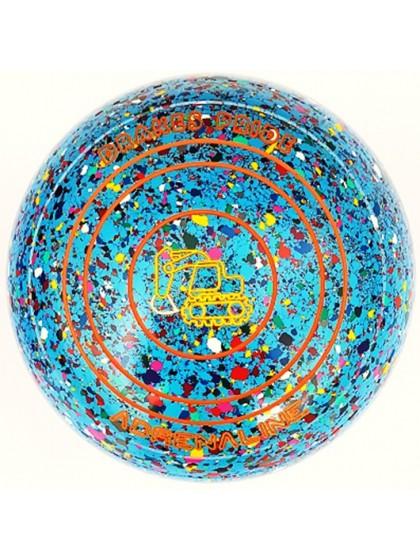 ADRENALINE SIZE 3H PLAIN SKY BLUE HARLEQUIN M5 8615