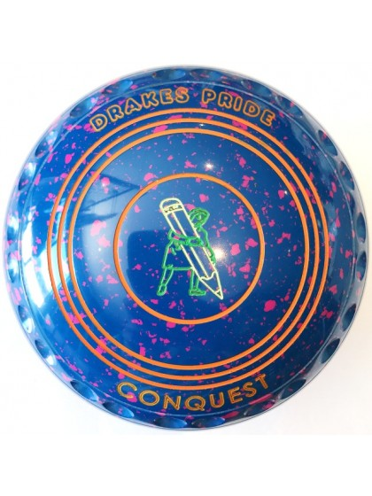 CONQUEST SIZE 1H GRIP BLUE PINK M9 7782