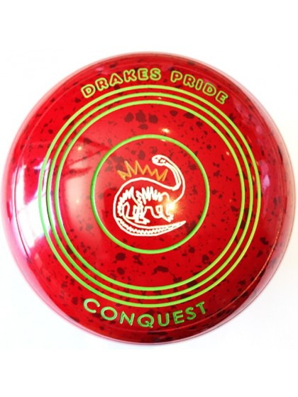 CONQUEST SIZE 3H PLAIN RED MAROON M9 7785