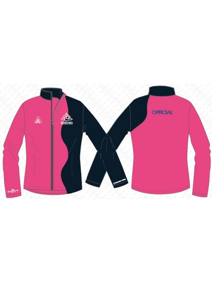 NATIONAL OFFICIAL SPRAY  JACKET
