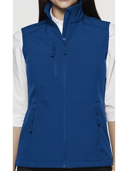 ROYAL SOFTSHELL LADIES LAWN BOWLS VEST