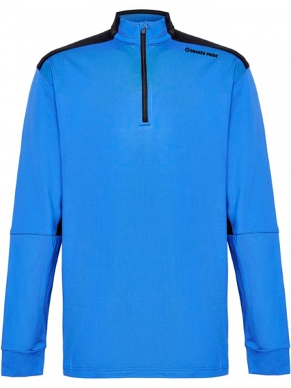 SPORTE LEISURE TROY MENS LAWN BOWLS PULLOVER