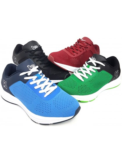 DRAKES PRIDE ASTRO LAWN BOWLS SHOES - BLUE/NAVY