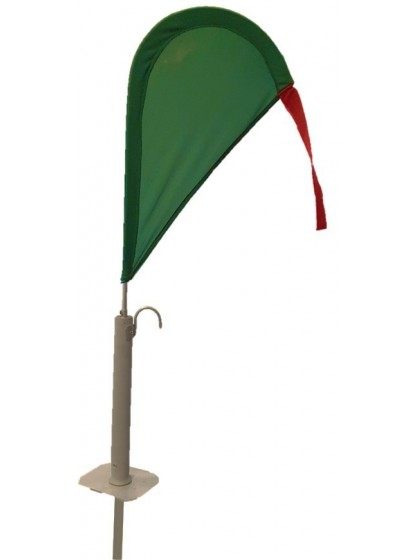 WIND DIRECTION CORNER PENNANT FLAG