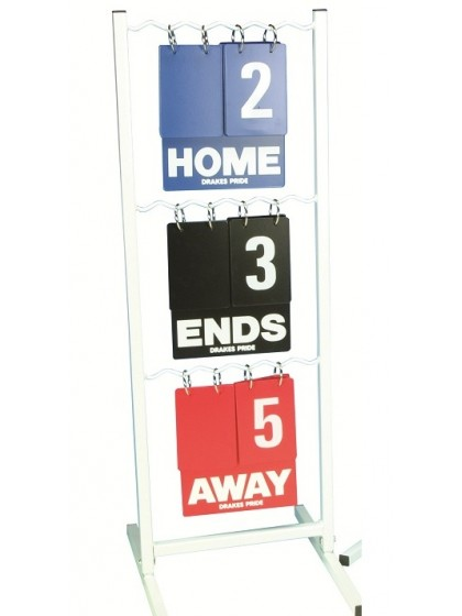 SCOREBOARD - DOUBLE SIDED VERTICAL