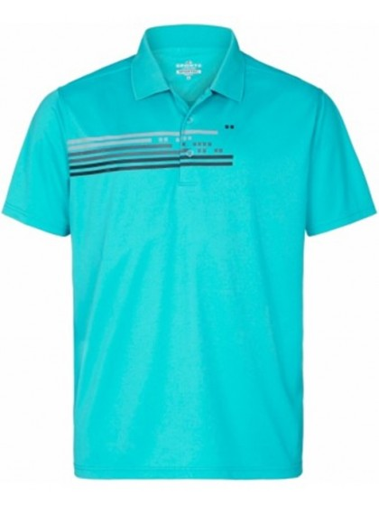 SPORTE LEISURE WEST MENS LAWN BOWLS POLO SIZE MEDIUM