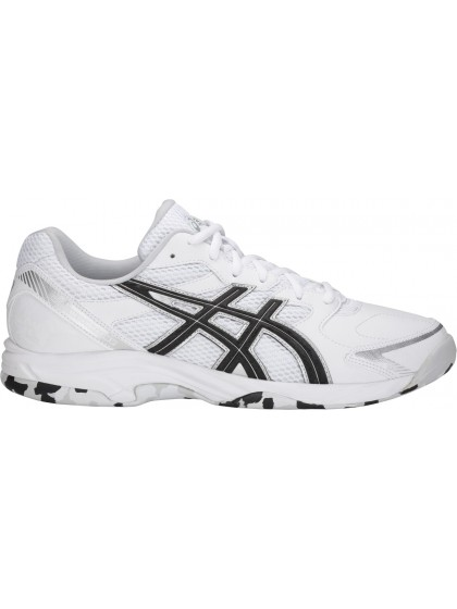 ASICS GEL-SHEPPARTON 2 MENS LAWN BOWLS SHOES WHITE/BLACK