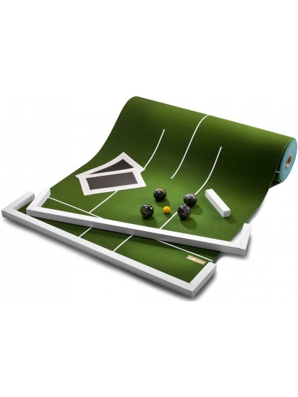 DRAKES PRIDE CLUB-MAT INDOOR BOWLS CARPET 45 X 6 STARTER KIT