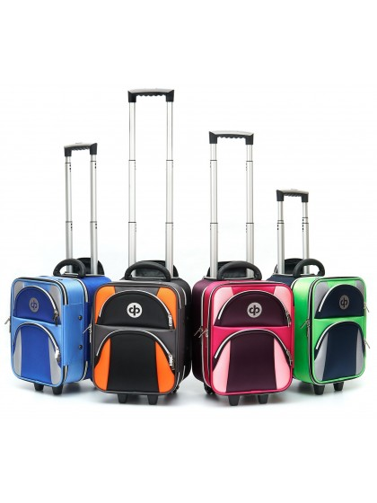 """DRAKES PRIDE """"REGAL"""" LOCKER TROLLEY LAWN BOWLS BAG - TEMPORARILY OUT OF STOCK"""