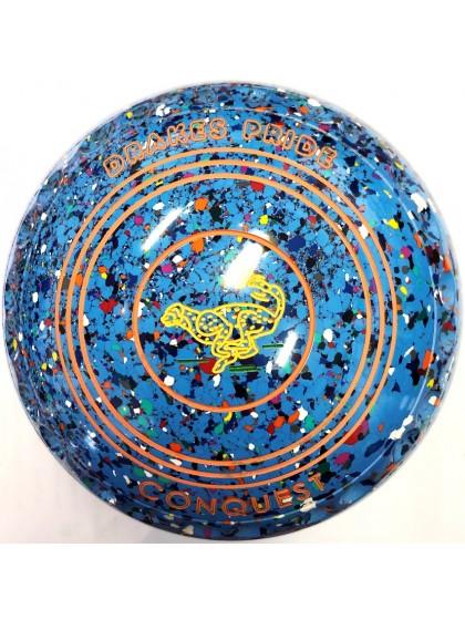 CONQUEST SIZE 2H GRIP SKY BLUE HARLEQUIN P2 2727