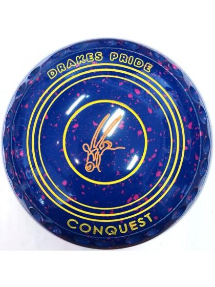 CONQUEST SIZE 1H GRIP BLUE PINK P4 2726