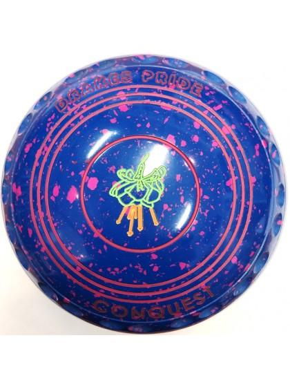 CONQUEST SIZE 0H GRIP BLUE PINK P4 2725