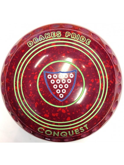 CONQUEST SIZE 0H GRIP MAGENTA RED P5 2725
