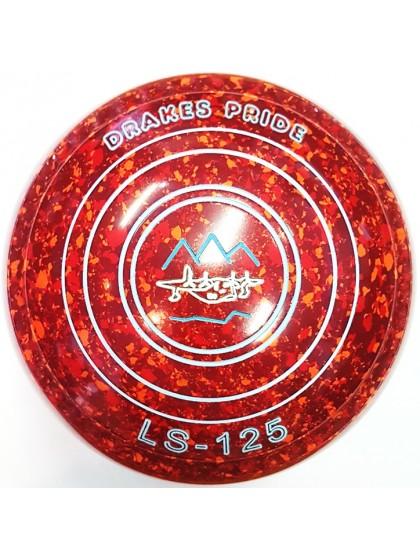 LS-125 SIZE 3H GRIP MAROON RED ORANGE N1 1336