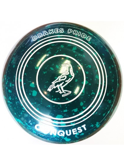 CONQUEST SIZE 4H PLAIN GREEN SPECKLED N5 1088
