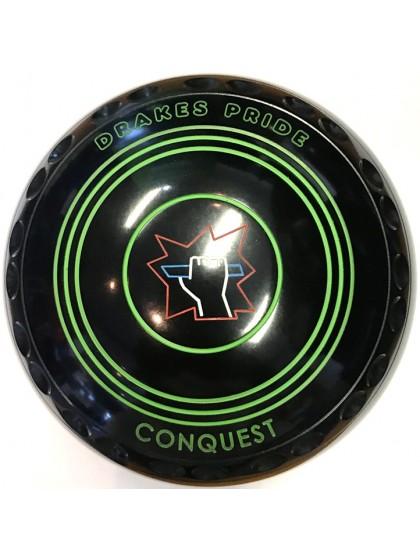 CONQUEST SIZE 3H GRIP BLACK N5 1796