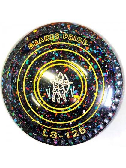 LS-125 SIZE 4H GRIP BLACK HARLEQUIN P1 4437