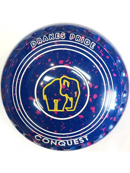 CONQUEST SIZE 0000H GRIP BLUE PINK P3 4923