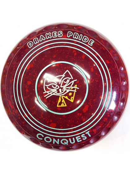 CONQUEST SIZE 00H GRIP MAGENTA RED P3 4924