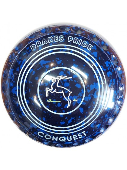 CONQUEST SIZE 3H GRIP BLUE SPECKLED P4 4927