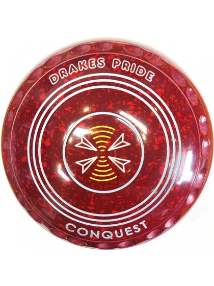 CONQUEST SIZE 4H GRIP MAGENTA RED P5 4928