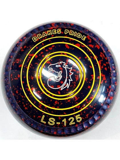 LS-125 SIZE 3H PLAIN BLUE SPECKLED R5 6625