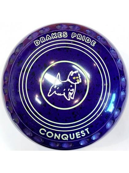 CONQUEST SIZE 1H GRIP PURPLE BLUE R1 8010