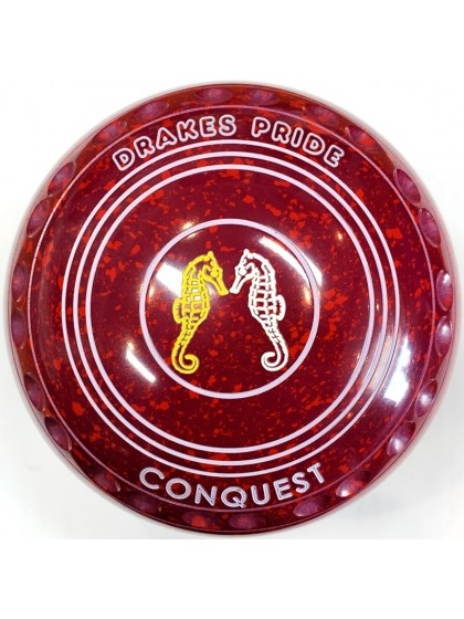 CONQUEST SIZE 0H GRIP MAGENTA RED R1 8230