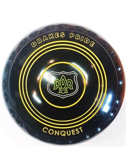 CONQUEST SIZE 4H GRIP BLACK R2 8759
