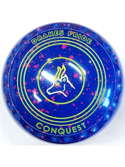 CONQUEST SIZE 0H GRIP BLUE PINK R3 8009