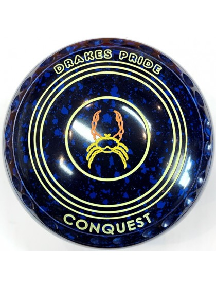CONQUEST SIZE 0H GRIP BLUE SPECKLED R3 8230