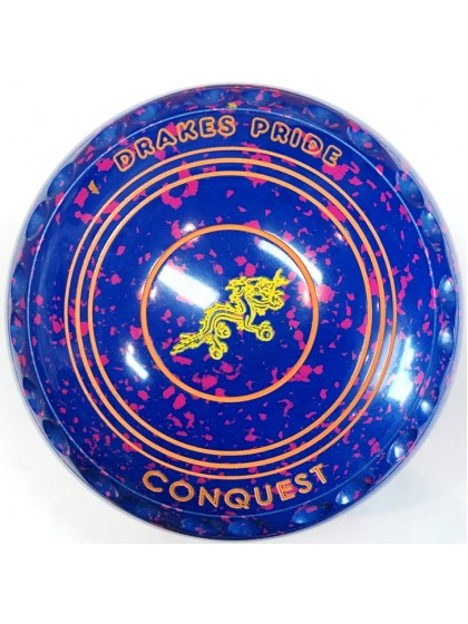 CONQUEST SIZE 2H GRIP BLUE PINK R4 8232