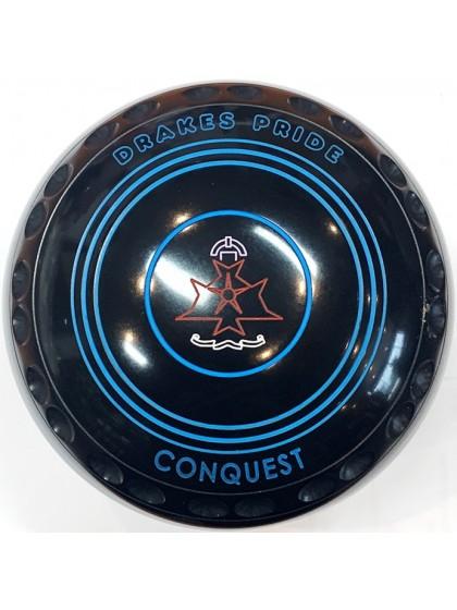 CONQUEST SIZE 2H GRIP BLACK R4 8757