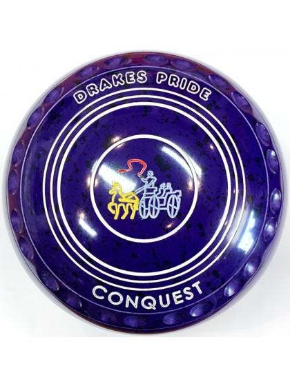CONQUEST SIZE 1H GRIP PURPLE BLUE R5 8231