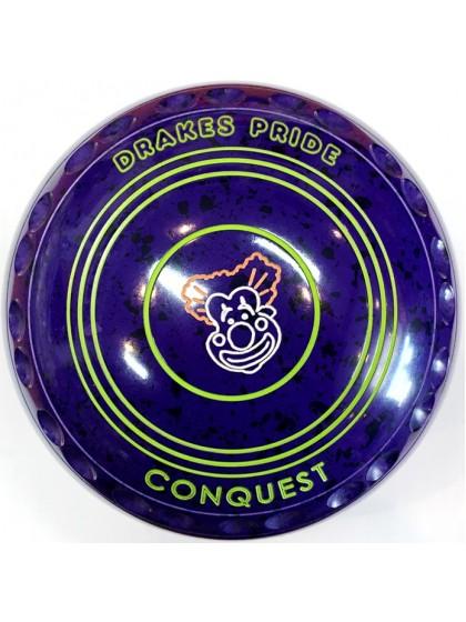 CONQUEST SIZE 2H GRIP PURPLE BLUE R5 8232