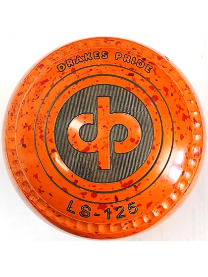 LS-125 SIZE 3H GRIP ORANGE RED S2 9633