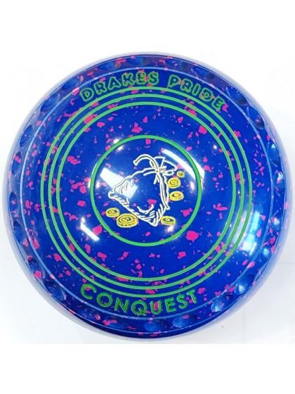 CONQUEST SIZE 00H GRIP BLUE PINK S4 9426