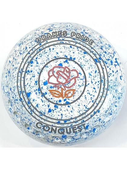 CONQUEST SIZE 0000H GRIP WHITE SKY BLUE S1 1084