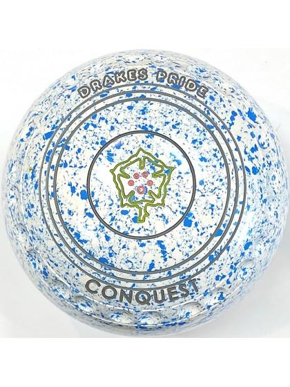 CONQUEST SIZE 000H GRIP WHITE SKY BLUE S1 1085