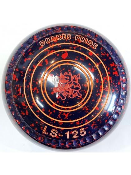 LS-125 SIZE 4H GRIP DARK BLUE RED S2 0634